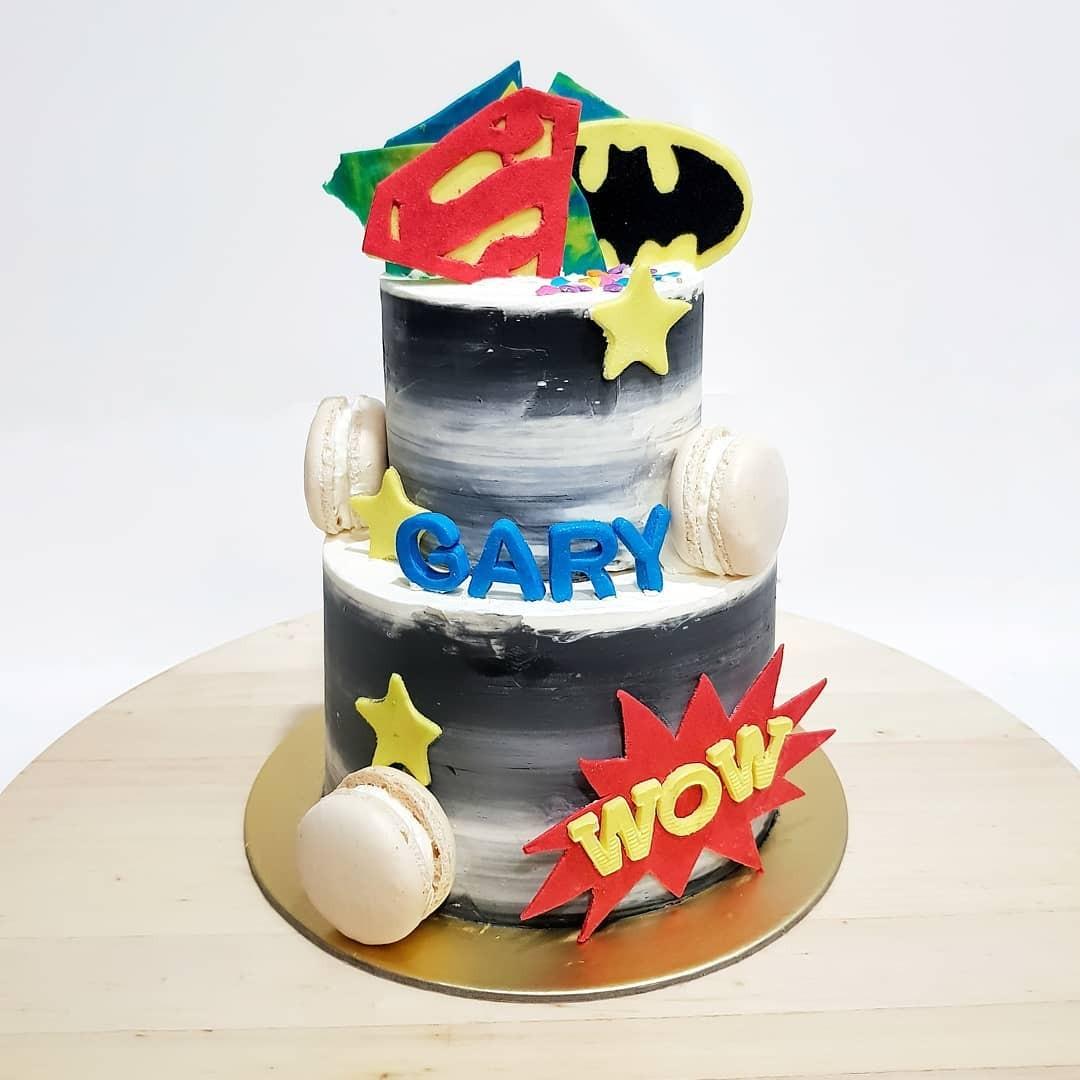 Super vs Batman