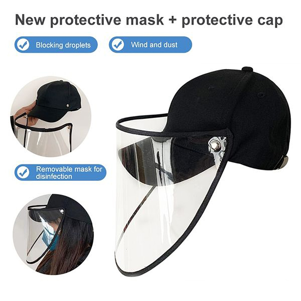 Anti Droplet Dustproof Mask Cap *Note: does not ship to Japan & Vietnam