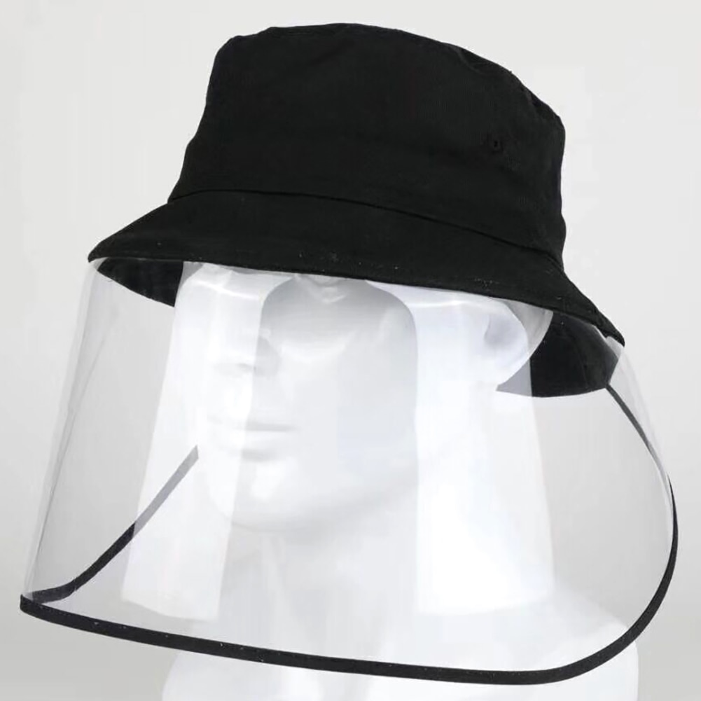 Anti Droplet Dustproof Mask Hat *Note: does not ship to South America continents & Vietnam