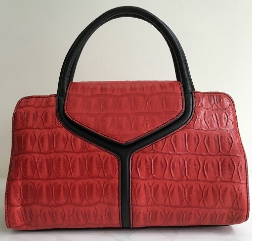 Super Soft Genuine Cowhide Leather Handbag