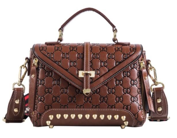 GD Embedded Envelope Handbag