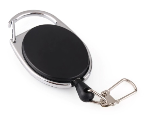 Retractable Anti-Lost & Theft Keychain