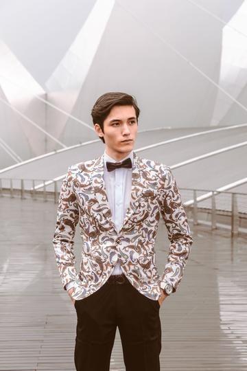Autumn Suit