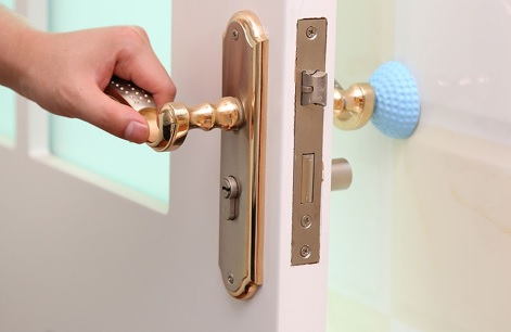 3pcs Self Adhesive Door Knob Bumper
