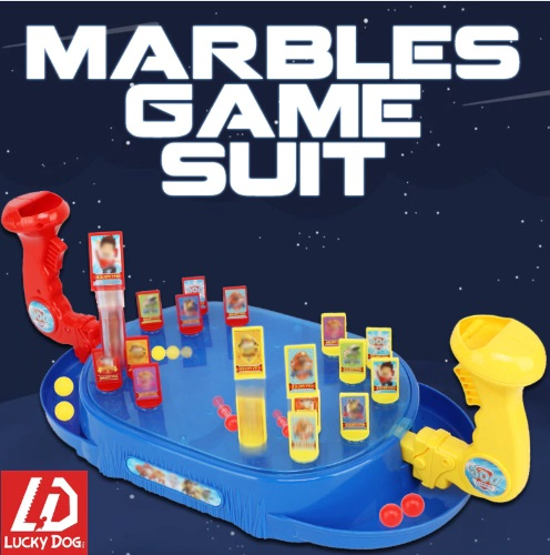 Marble Games Shooting Toy
