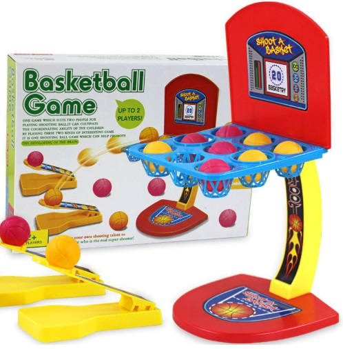 Basketball Shooting Desktop Game