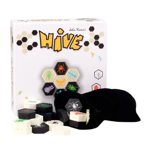 2 Players Hive Board Game
