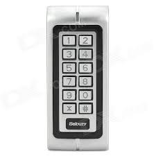 Card & Keypad for Access Control