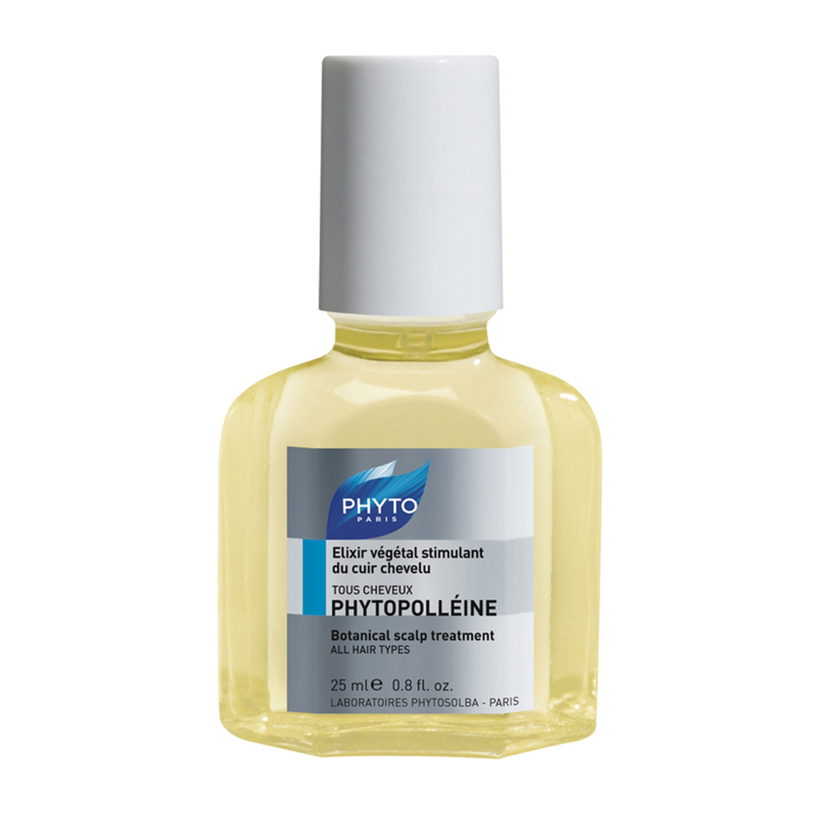 Phyto Phytopolleine Botanical Pre-Shampoo Scalp Stimulating Treatment 25ml